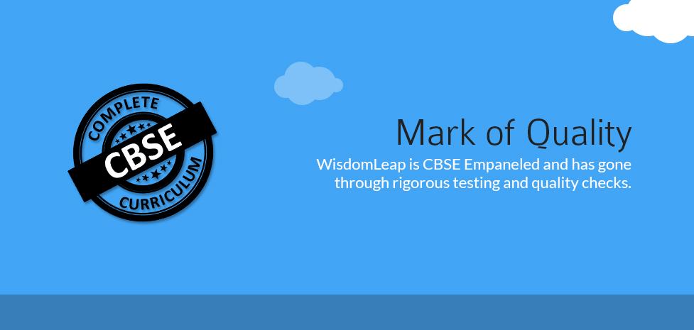 WisdomLeap | Online learning study materials, CBSE, ICSE